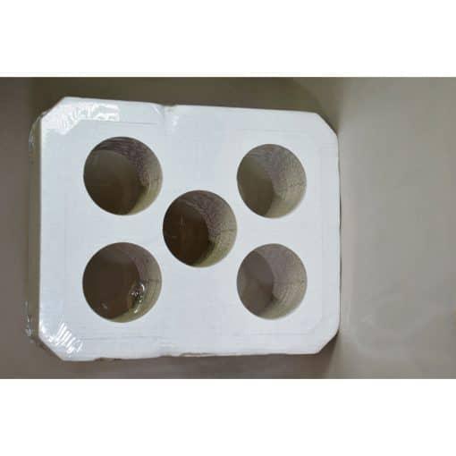 Картонена кошница за напитки или кафе чаши